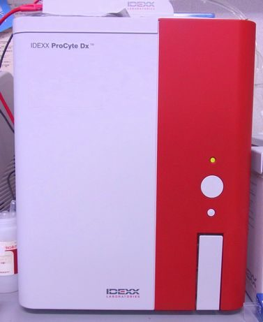 全自動血球計算機